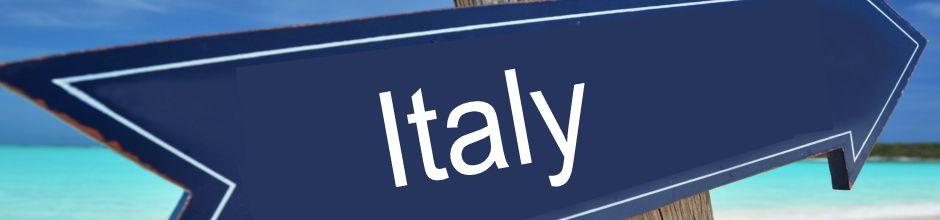 Italy Header