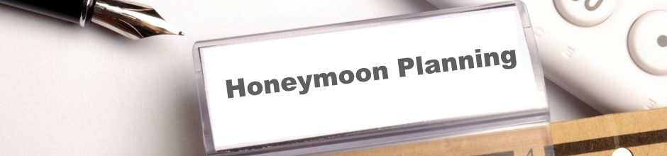 Honeymoon Planning Header